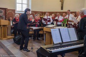 Konzert mit dem Gesangverein Schallbach @ Kirche Schallbach | Schallbach | Baden-Württemberg | Deutschland