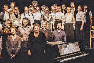 Konzert des Susanne Hagen Vokalensemble @ Kirche Schallbach | Schallbach | Baden-Württemberg | Deutschland